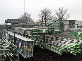 Stahlgitterträger L 6,20m H 40 1 Stück - gebraucht