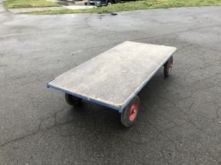 Handpritschenwagen Tragkraft 1250 kg -gebraucht-