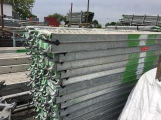 Modulgerüst Altrad-Plettac contur gebraucht