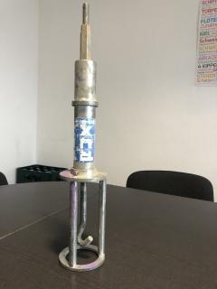 Verankerungsprüfgerät Set Messbereich von 0 bis 10,00 kN