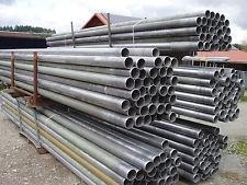 Stahl-Gerüstrohr L 600 3,2mm Stahlrohr verzinkt - neu