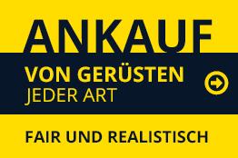Ankauf bei Heep Gerüstbau GmbH